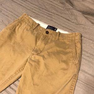 33/32 American Eagle khaki pants